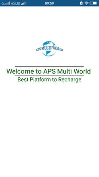 Aps Multi World poster