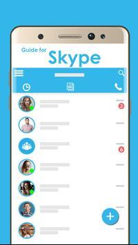 Guide for Skype screenshot 1