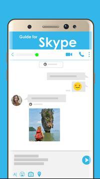 Guide for Skype screenshot 2