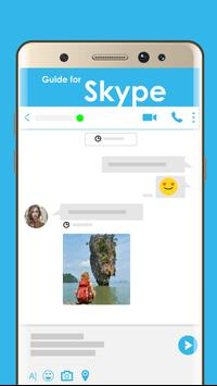 Guide for Skype screenshot 5