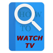 How to Watch TV icon