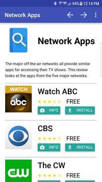 How to Watch TV apk screenshot