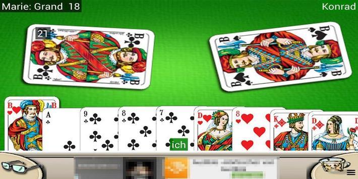 Skat am Stammtisch Free apk screenshot