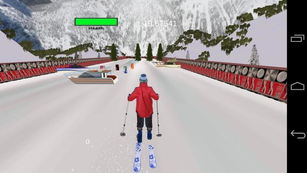 Skiing apk screenshot