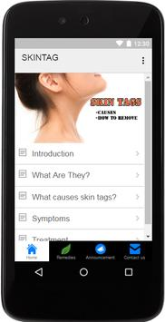 Skin tags poster