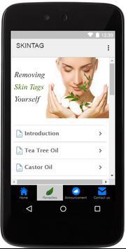 Skin tags screenshot 1