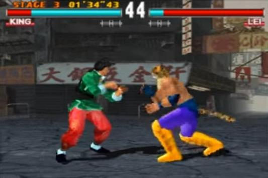 Tekken 3 Trick screenshot 1