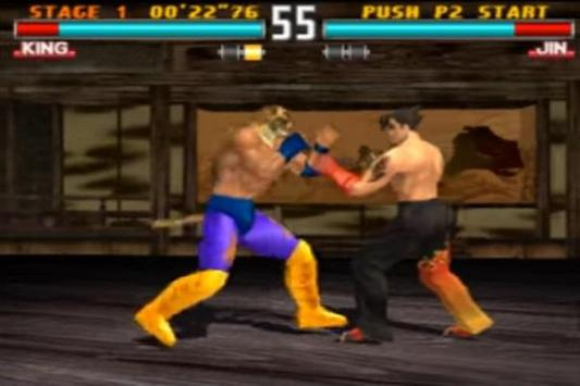 Tekken 3 Trick screenshot 3