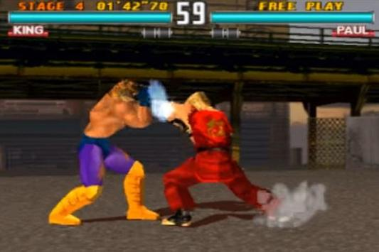 Tekken 3 Trick screenshot 5