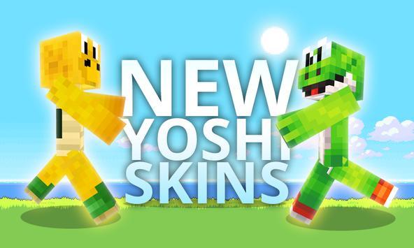 Skins Mario Minecraft PE APK Download Free Entertainment APP For - Descargar skins para minecraft pe yoshi