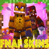 Horror Skin FNAF for MCPE icon