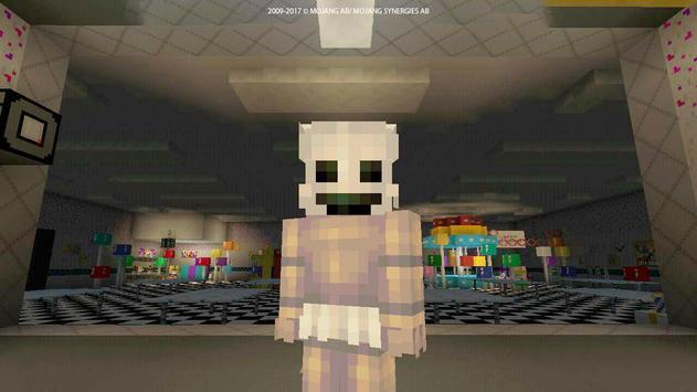 Horror Skin FNAF for MCPE screenshot 11