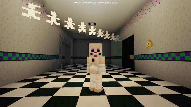 Horror Skin FNAF for MCPE screenshot 2