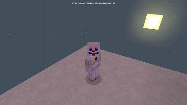 Horror Skin FNAF for MCPE screenshot 7