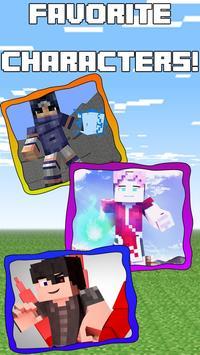 Anime Skins for Minecraft apk screenshot