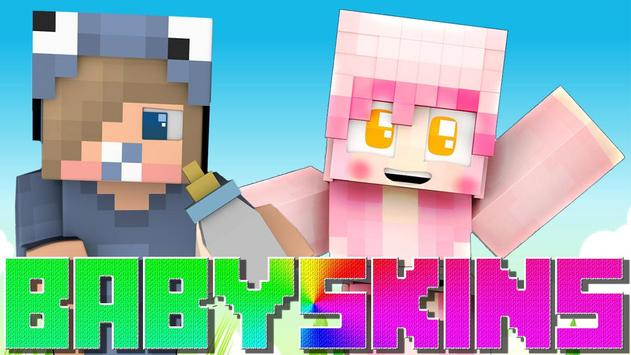 Baby Skins For Minecraft APK Download Free Tools APP For Android - Skins fur minecraft baby