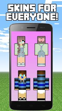 Baby Skins for Minecraft apk screenshot