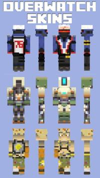Game Skins for Minecraft poster