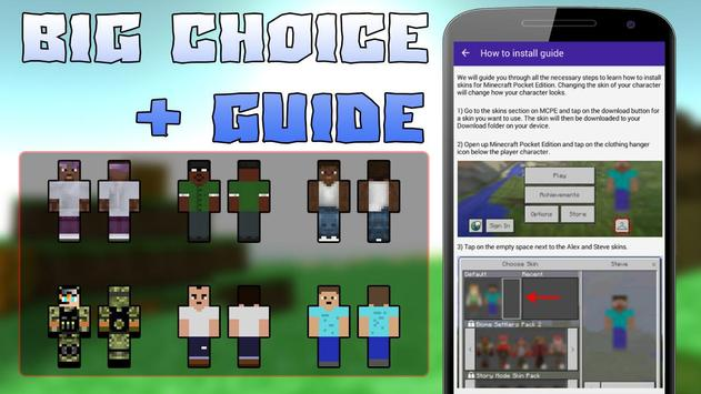 Skins GTA For Minecraft APK Download Gratis Alat APL Untuk Android - Skins para minecraft download gratis