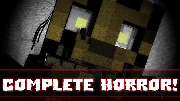 Horror Skins for Minecraft poster
