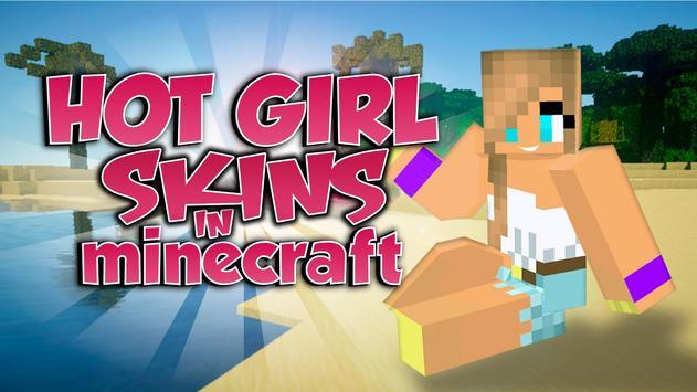 Hot Girls Skins For Minecraft Descarga APK Gratis Herramientas - Descargar skins para minecraft pc gratis