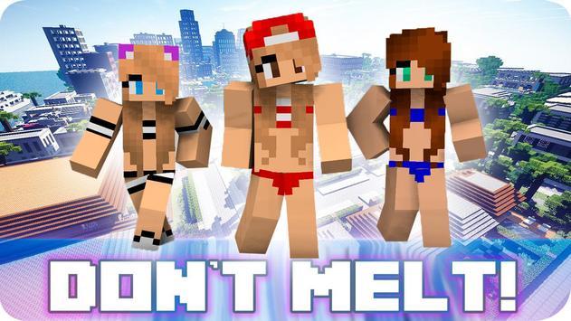 Hot Girls Skins for Minecraft apk screenshot