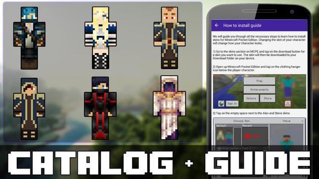 RPG Skins For Minecraft APKDownload Kostenlos Unterhaltung APP - Skins fur minecraft installieren