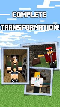 Teen Skins for Minecraft apk screenshot
