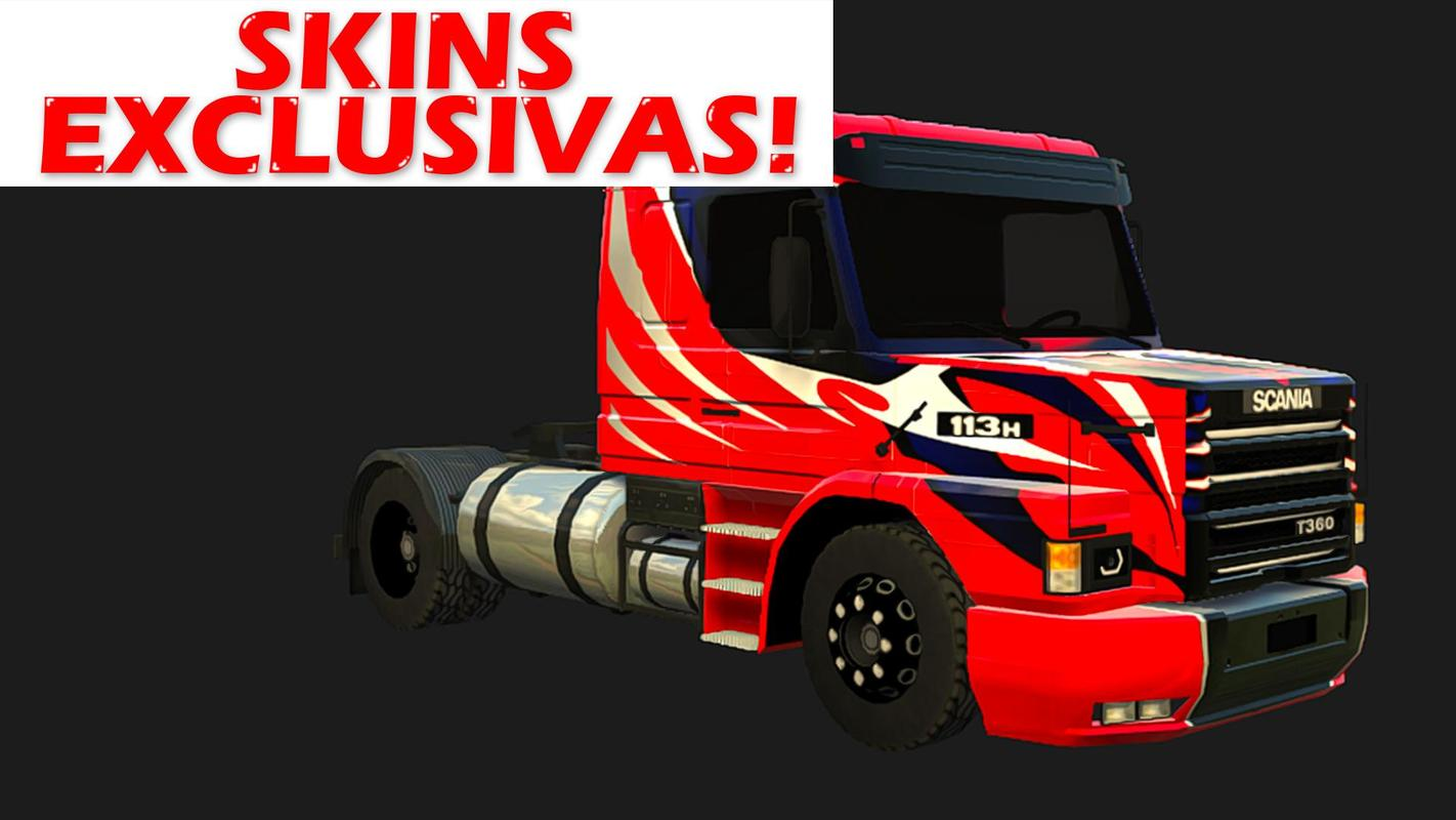 Drive the world's most famous vehicles through tough roads that will test your  driving skills, Feel the Way Trucker Life!Supported Android {5.0 and UP} Supported Android Version:- Lollipop (5.0–5.0.2) - Marshmallow (6.0 - 6.0. 1) - Nougat (7.0 – 7.1.1) - OreoHack MOD + Data Unlimited Money.