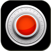 Assistive Touch Red Fast Touch icon