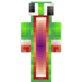 Unspeakable Gaming Skin For MINECRAFT
