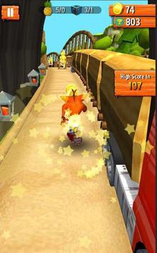 Bandicoot Adventure Game Crash screenshot 4