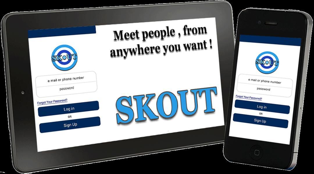 Skout com sign up