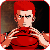 Slam Dunk Shohoku-Anime Wallpaper icon