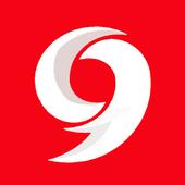 Free 9app Market Download Tips icon