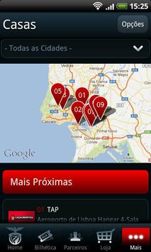 SL Benfica 2.0 screenshot 1