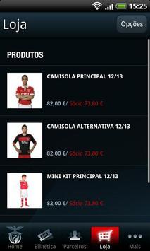 SL Benfica 2.0 screenshot 2