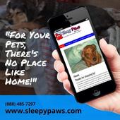 Sleepy Paws Pet Care icon