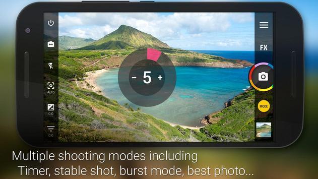 Camera ZOOM FX - FREE apk screenshot