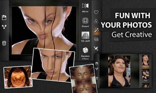 Camera ZOOM FX Composites screenshot 4