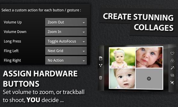 Camera ZOOM FX Composites screenshot 5