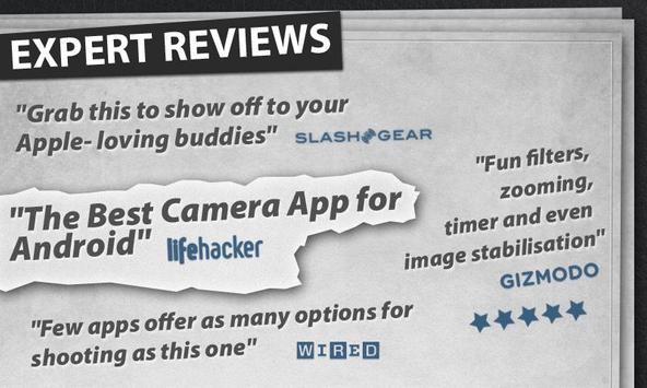 Camera ZOOM FX Composites screenshot 6