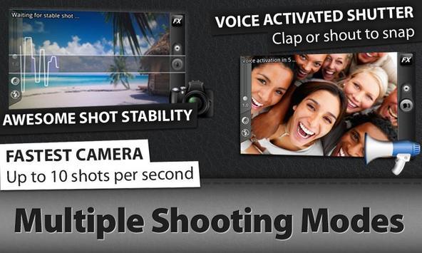 Camera ZOOM FX New Composites apk screenshot