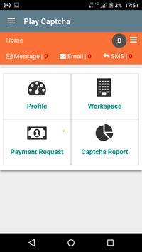 Play Captcha apk screenshot