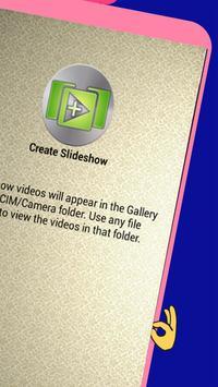 Slideshow Collage Maker. Video Maker from Photo screenshot 1