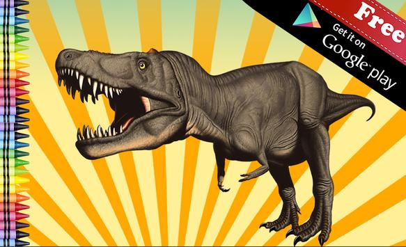 Sliding Puzzle Dinosaurs poster