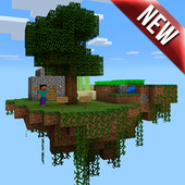 Skyblock Challenge MCPE map icon