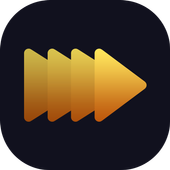 Slow motion Video Editor - Slow & Fast with music icon