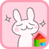 slowbear DoodleRabbit D icon