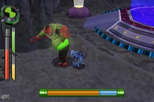 Free Download Ben 10 Alien Force Game For Android